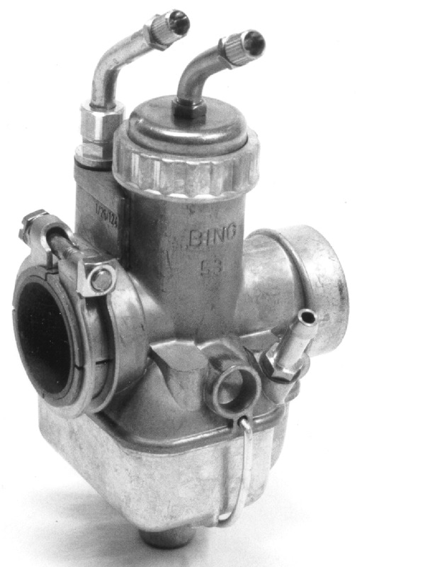 BING CARBURETORS AND THROTTLE BODIES - BING AGENCY